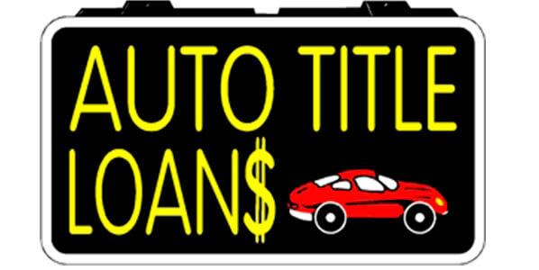 Private Lender Versus Title Loans