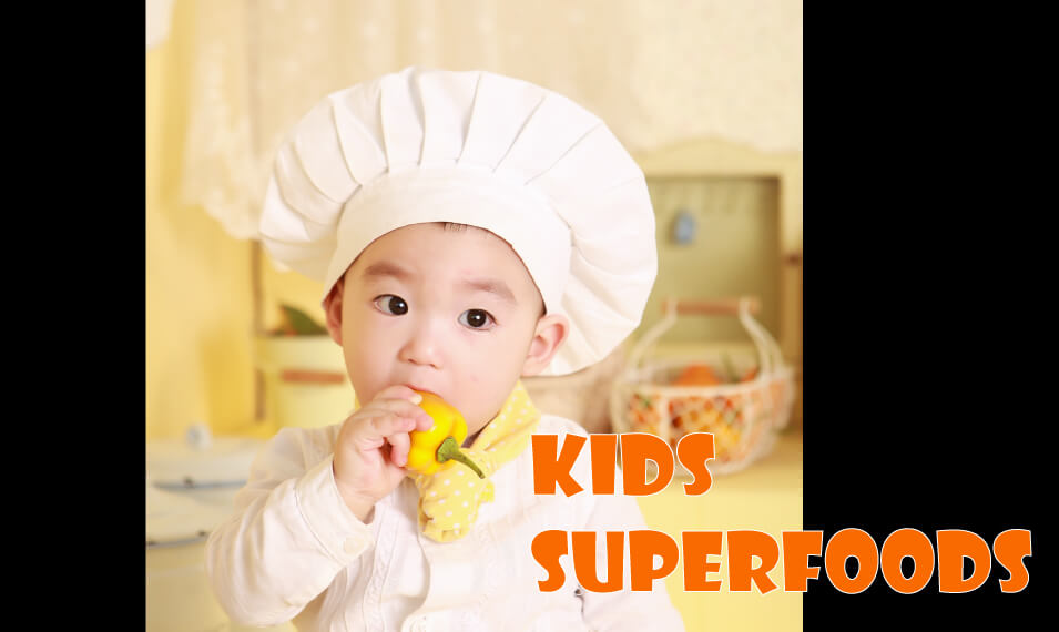 Kids Superfoods How to Imrove your Familys Diet